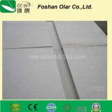 Panneau vert de partition de ciment de fibre de protection de l'environnement