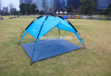 Automatische im Freiengroßhandelszelte, 3-4 Personen-kampierende Zelte