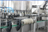 Garrafa de iogurte automática Monobloc Máquina de enchimento e selagem de folha de alumínio