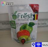 Мешок пластичный упаковывать сока в коробке