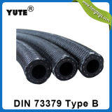 Yute Auto Aftermarket NBR cotone Overbraided Petrol Oil Hose
