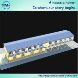 Трудовой лагерь панельного дома 2 этажей в основании жизни