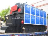 최신 판매 1개 T/H 완전히 자동적인 석탄 증기 보일러