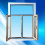 L'alluminio di alta classe Lato-Ha appeso la finestra incurvata
