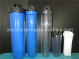 10 Zoll - hohe Qualitätstransparentes Wasser-Filtergehäuse