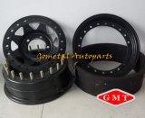 3 PCS Steel InnerのビードLock Wheel Rim 15X8