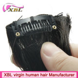 Grampo quente da venda na extensão do cabelo humano de Remy do cabelo