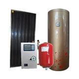 分割された太陽給湯装置システム