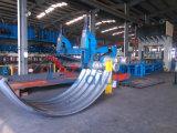 Plaque structurale ondulée de prix usine