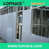 Panneau de ciment de fibre de panneau de mur