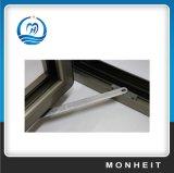 Puertas y bisagra de aluminio de la ventana para los marcos de ventana