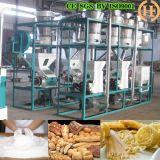 Mini capacidade de farinha de trigo 10t/24h Miller
