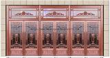 ステンレス鋼は銅の前ドアを模倣する