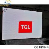 高リゾリューションの屋内レンタルフルカラーのLED表示パネルP5