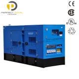 générateur diesel silencieux de 100kVA Cummins