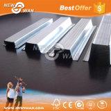 Het gegalvaniseerde Kanaal van Furring van het Staal/het Kanaal van Furring van het Metaal voor Drywall Verdeling