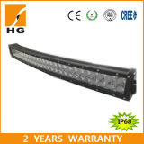 CREE IP68 300W Curved СИД Light Bar 52inch Double Row для Offroad