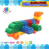 Synthons rectangulaires de jouet en plastique de Destop d'enfants