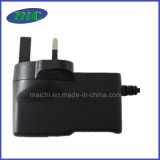 CA 5V1a a CC Switching Power Adapter con Plug BRITANNICO