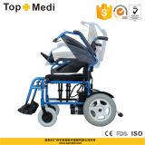 Alta calidad silla de ruedas eléctrica barato batería de litio