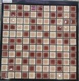 Azulejo de Mosaico Polished de Ceraminc del Color Mezclado Material de la Decoración (FYS8)