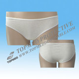 100% Cotton/Tc Sanitary Underwear/Sexy Lingerie Panty für Hotel Travel Medical SPA Sauna für Woman/Man