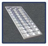 Lâmpada do teto usada para o escritório Lightling, lâmpada 4X14W/T5/600*600 da grade