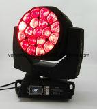 蜂の目K10 19*15WのズームレンズLEDの移動ヘッド蜂の目LED移動ヘッドライト