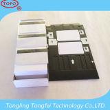 EpsonのためのP50 R290 PVC ID Card Tray