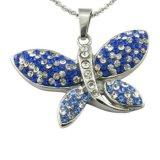 Серебряный шкентель ожерелья 2015 наиболее поздно 925 с формой сердца