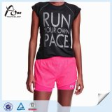 Alta qualità Girl Running Wear Running Shorts con Base Layer