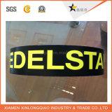 Regalo de la promoción papel de la etiqueta del vinilo de PVC impresa impresión de la etiqueta de la insignia Etiqueta