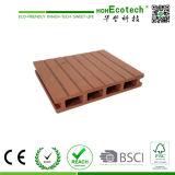 Höhlung und Grooved Composite Decking Flooring WPC Board
