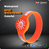 RFID MIFARE 1k 4k ChipWristband für Festival