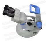 FM-6024n2l 전송 또는 반사 조정가능한 LED 조명기 입체 음향 현미경