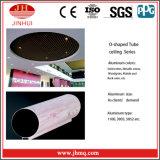 Verschobene Decken-O-Geformtes Gefäß-Decken-Aluminiummaterial (Jh49)