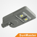 セリウムRoHS Approved Hot Sale DC/AC Input 96W LED Street Light Model Sld35A-96W
