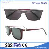 Marco óptico especial Tr90 de la más nueva manera del diseño para las gafas de sol