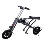 36 mini freno hidráulico de voltio 250W plegable la bicicleta eléctrica de la bici
