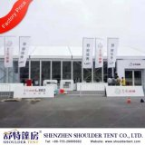 Barraca de alumínio do PVC da barraca ao ar livre nova da exposição (SDC023)