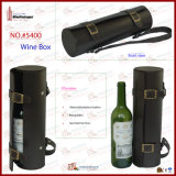 Contenitore verde di bottiglia di vino (5310)