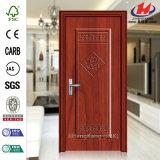 Nettoyer la porte parfaite de PVC de la qualité JAC de modèle