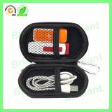 Zipper feito sob encomenda EVA Plastic Caso para o dispositivo electrónico