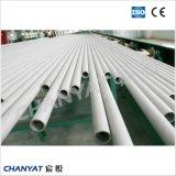 Tubo de acero inoxidable y tubo de ASME Smls según A312 (TP304LN, TP309H, TP316N)
