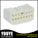 Разъем Molex к кабелю Splitter вентилятора вентилятора PC 14 Pin Multi