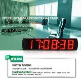 [Ganxin] nuevo reloj Semi-Al aire libre del número del indicador digital del diseño LED