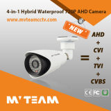 IP66 Outdoor Day Night Mvt Ah13p를 가진 심천 Mvteam New CCTV Bullet Style Camera 2MP Ahd Camera 1080P System