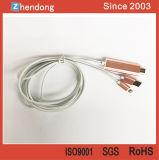 Cable del convertidor de HDMI TVAD para el iPad