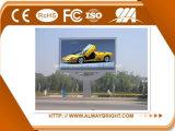 El panel de visualización a todo color al aire libre de LED P8 de la alta definición de Abt