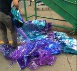 PP/PE Schoonmakende Lijn van het Recycling van de Was van de plastic Film de Verpletterende